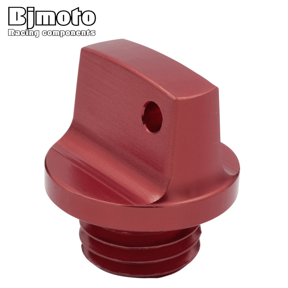 BJMOTO motorcycle Tmax500 Tmax 530 Engine Oil Plug Cover For For Yamaha MT09 Tracer FJ09 FZ09 kawasaki ducati honda motorcycle accessories brake line clamp red for yamaha t max 530 tmax 500 mt 01 mt 07 mt 09 mt 09 tracer r1 r6 r125