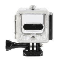 For GoPro Session 60M Waterproof Shell Case Gopro Hero4 Session Camera Underwater Housing Box For GoPro