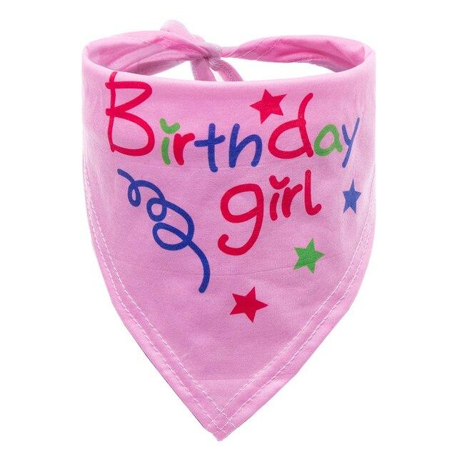 Cute Birthday Bandanna 6