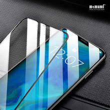 memumi for iPhone XS Max Tempered Glass 3D Full Coverage Edge 9H Hardness Film for iPhone XS Screen Protector, Installation Tool