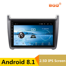 10.1″ Android Car DVD Multimedia Player GPS For vw polo 2011 2012 2013 2014 2015 2016 audio car radio stereo navigator bluetooth