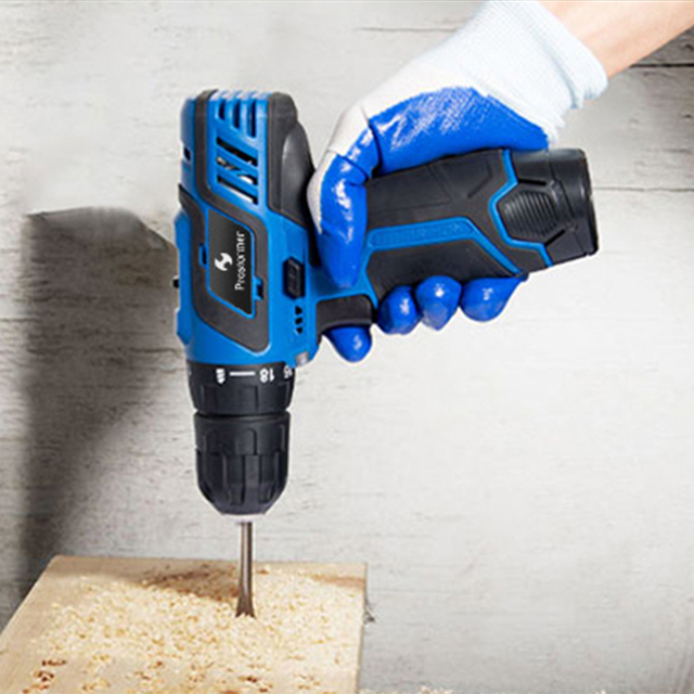 Prostormer12V/3.6V electric drill/screwdriver multifunction handheld convenient woodworking can choose various plugs EU/AU/UK/US 2