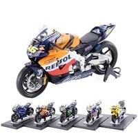 1 18 Scale Aprilia RSW 46 Imola 1999 Diecast Motorcycle Collecion Racing Bike Models