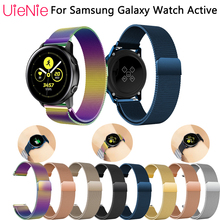 20mm Frontier classic strap for Samsung Galaxy Watch Active smart band for Samsung Gear S2 band for Samsung Gear S2 bracelet цены онлайн