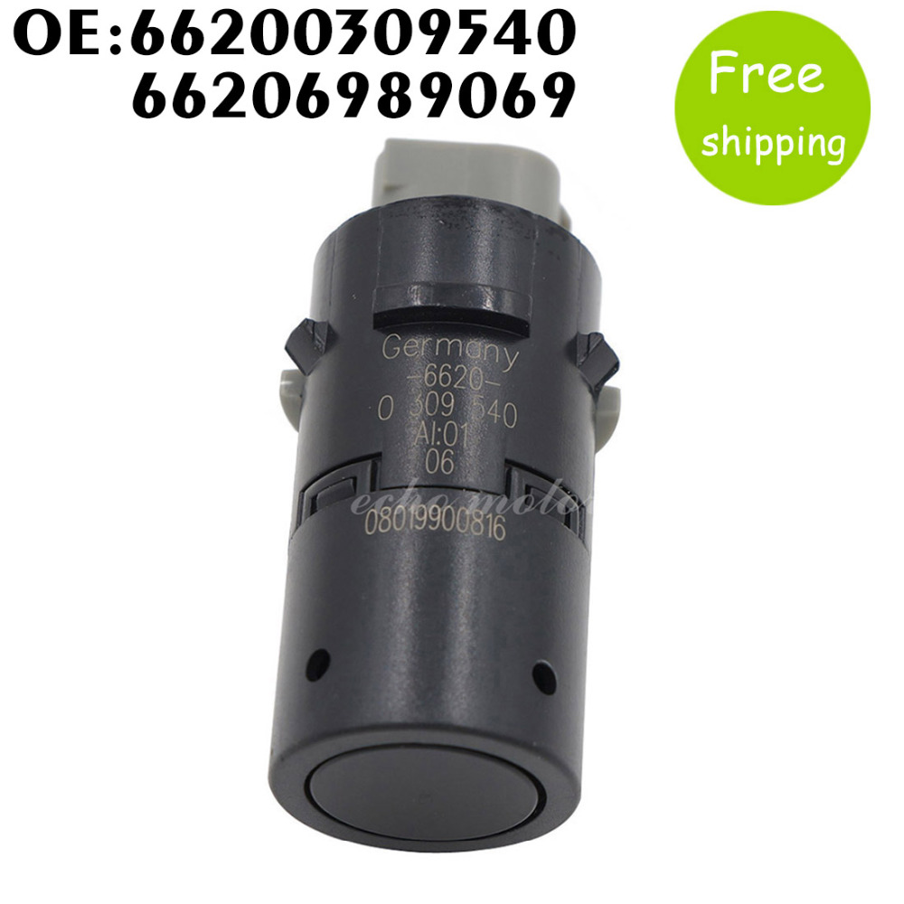 New Reverse Backup Assist PDC Parking Sensor fits BMW E39 E46 E53 E60 E61 E63 E64 E65 E66 E83 66200309540 66206989069 wholesale 1 piece new oxygen sensor o2 for bmw e60 e61 e65 e66 545i 745i 760i 745li 11787521705