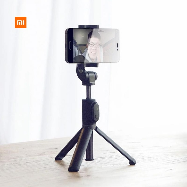 Original Xiaomi Selfie Stick Tripod Wireless Bluetooth Monopod Selfi Self Stick Extendable Handheld Shutter for iPhone Android