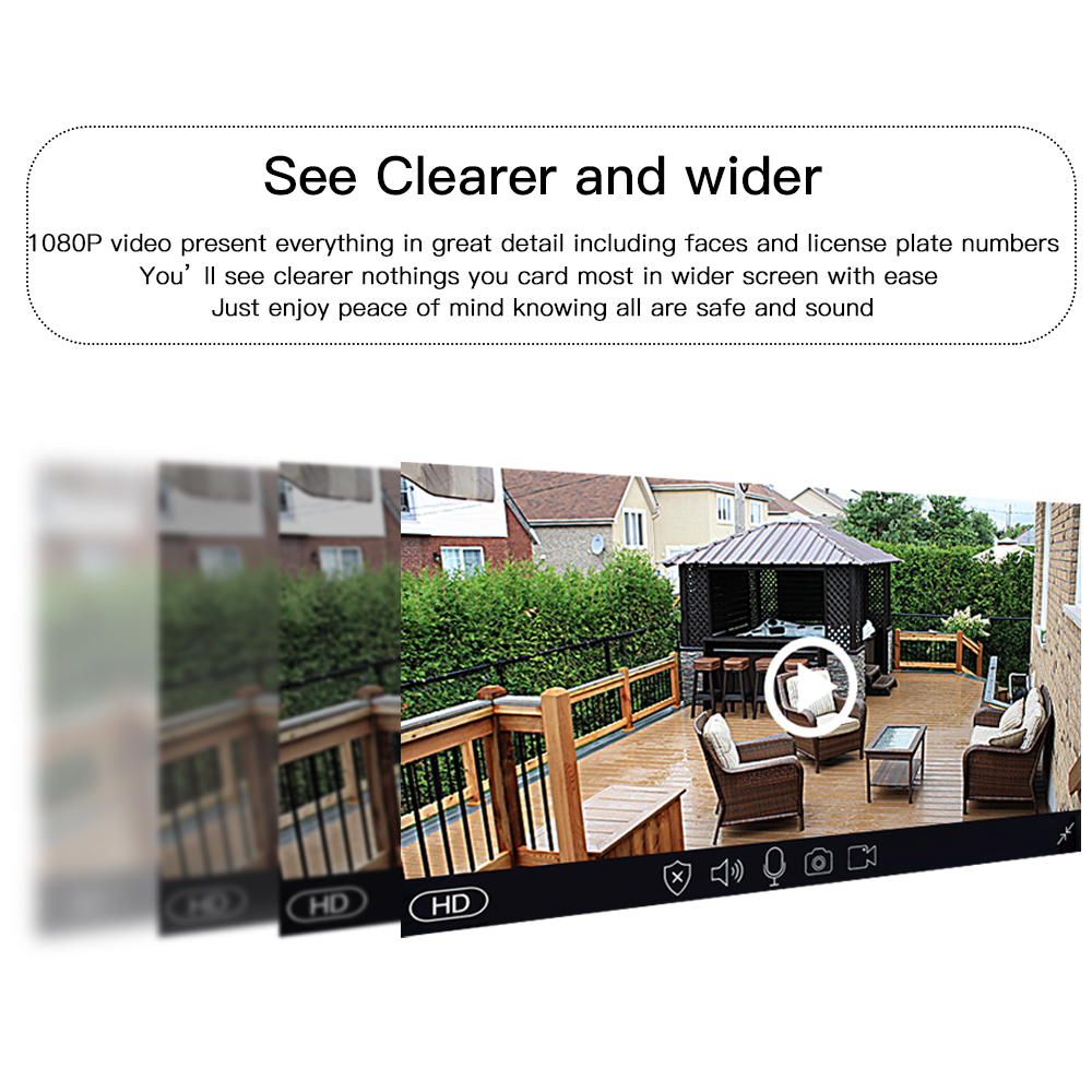 WOASER 2.0MP WIFI IP Camera IR-cut Day Night Vision Waterproof HD 1080P Outdoor Motion Detection And Alarm Alert YOOSEE APP cctv ip camera wifi 960p hd 3 6mm lens video surveillance email alert onvif p2p waterproof outdoor motion detect alarm ir cut