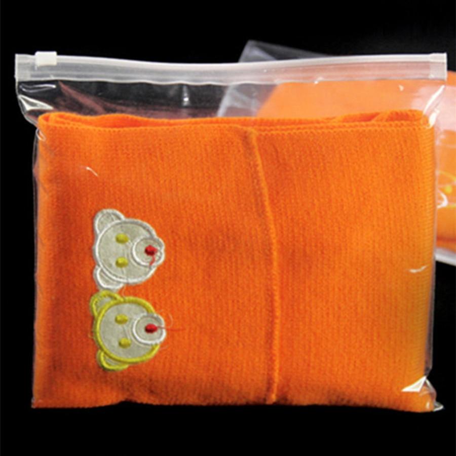 Articole de îmbrăcăminte din plastic transparent Zip Lock rochie - Organizarea și depozitarea în casă - Fotografie 5
