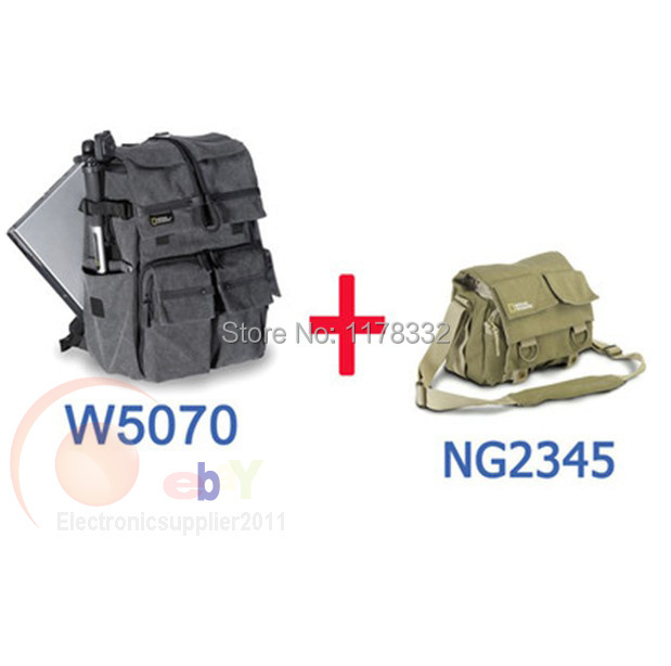 EMS National Geographic NG Earth Explorer NG 5070 2345 Rucksack Camera Bag Backpack Shoulder Strap