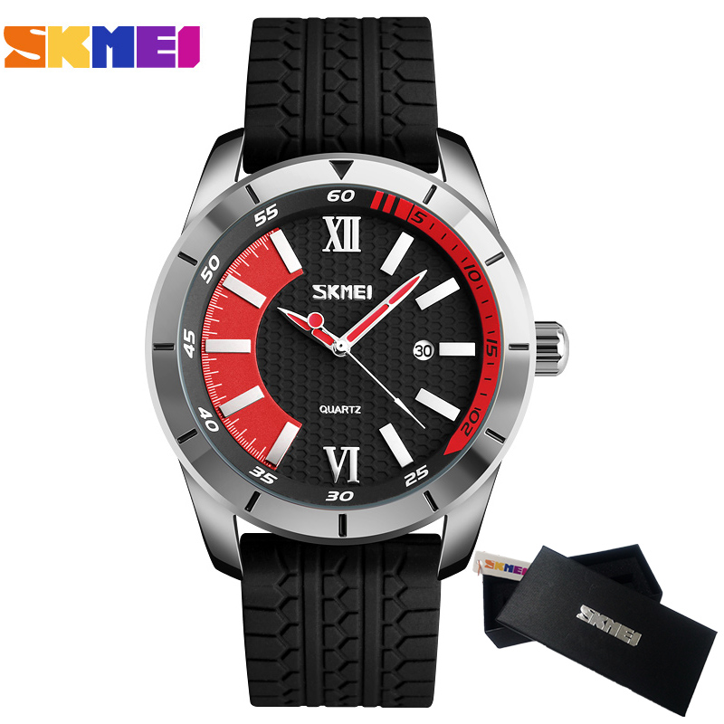 SKMEI Hot Brand Men Fashion Casual Sport Horloges Heren Waterdicht - Herenhorloges