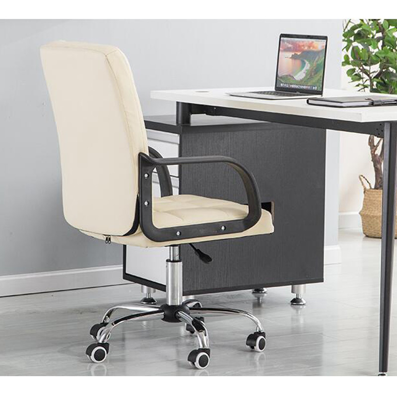 0120TB002 Comfortable modern simple style PU leather office meeting conference reception computer lift swivel chair the boss chair conference reception negotiation of large chair recreational office leather chair