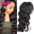 7A Indian Virgin Loose Wave Full Lace Human Hair Wigs For Black Women,Lace Front Human Hair Wigs With Baby Hair,Human Hair Wig