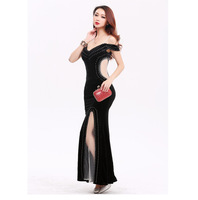 New Bohemian Style Evening Party Club Elegant Sexy Costume Dresses Performance Presided Over Catwalk Lingerie Sexy For Women