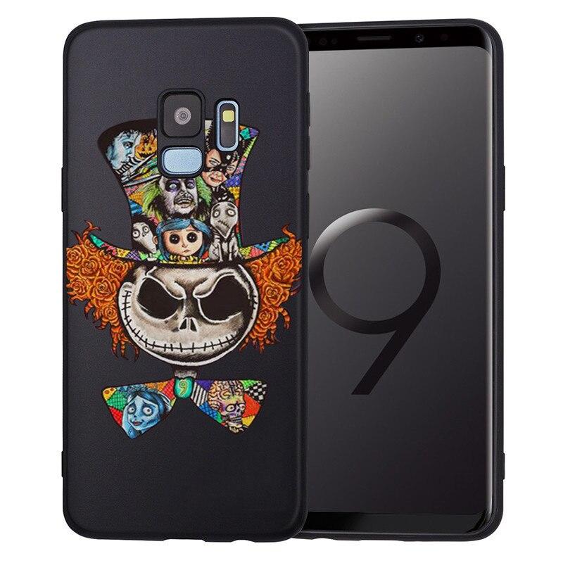 Groot Joker Stitch marvel для samsung Galaxy S6 S7 Edge S8 S9 S10 Plus Lite Note 8 9 чехол для телефона Coque Etui Funda deadpool - Цвет: H1414