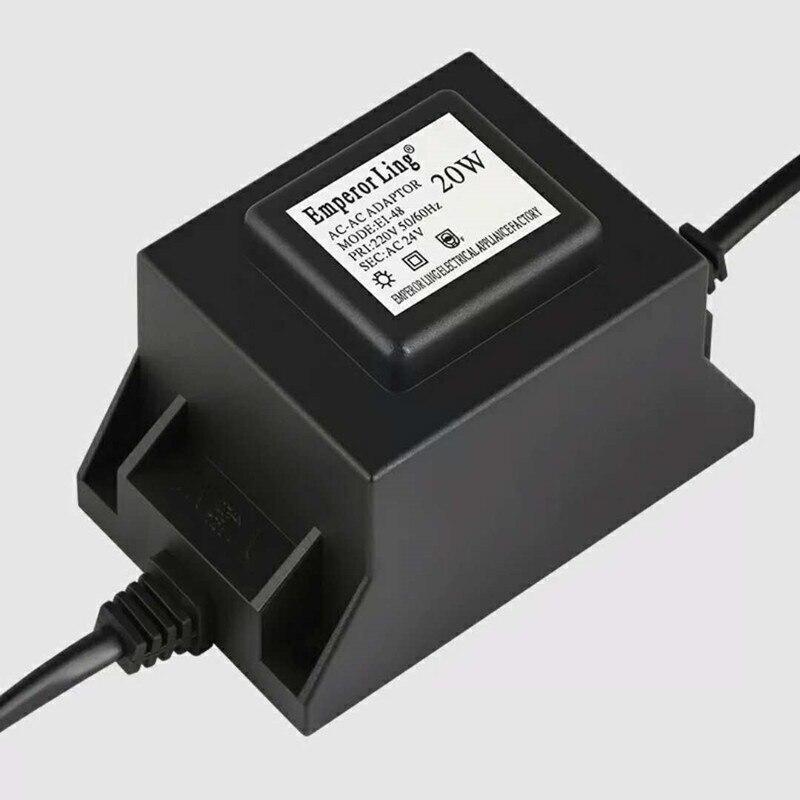 AC 12 V 24 V alimentation IP67 étanche sous-marine LED pilote 60 W 220 W 2000 W transformateur AC 110 V 220 V adaptateur pour LED lumière de piscine