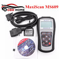 MaxiScan MS609 OBDII/EOBD Scanner Tool Diagnosis For ABS Code MS 609 Support Multi-brand car