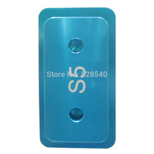 Free Shipping 1PCS NEW Samsung galaxy S5 i9600 Metal 3D Sublimation mold Printed Mould tool heat press