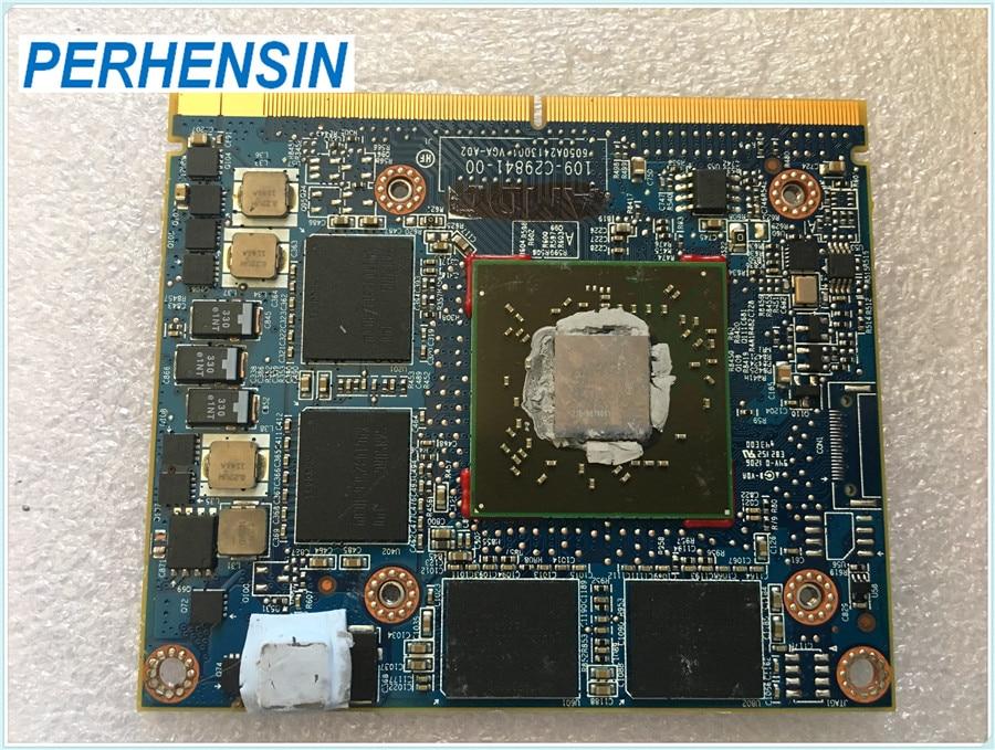 HD6770M HD 6770M M5950 216-0810001 DDR5 1GB MXM VGA Video Card for HP 8540W 8560W 8760w 100% WORK PERFECTLY mxm fan meeting singapore