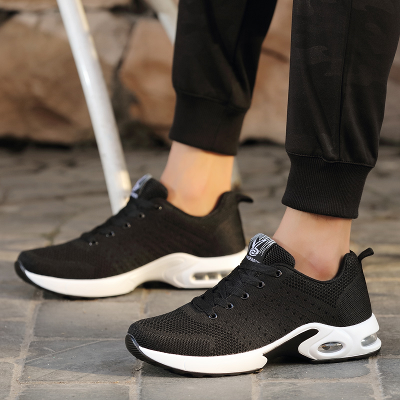 Sport Running Shoes Woman Outdoor Breathable Sneakers Men Comfortable Sports Shoes Lightweight Athletic Mesh Gym Shoes