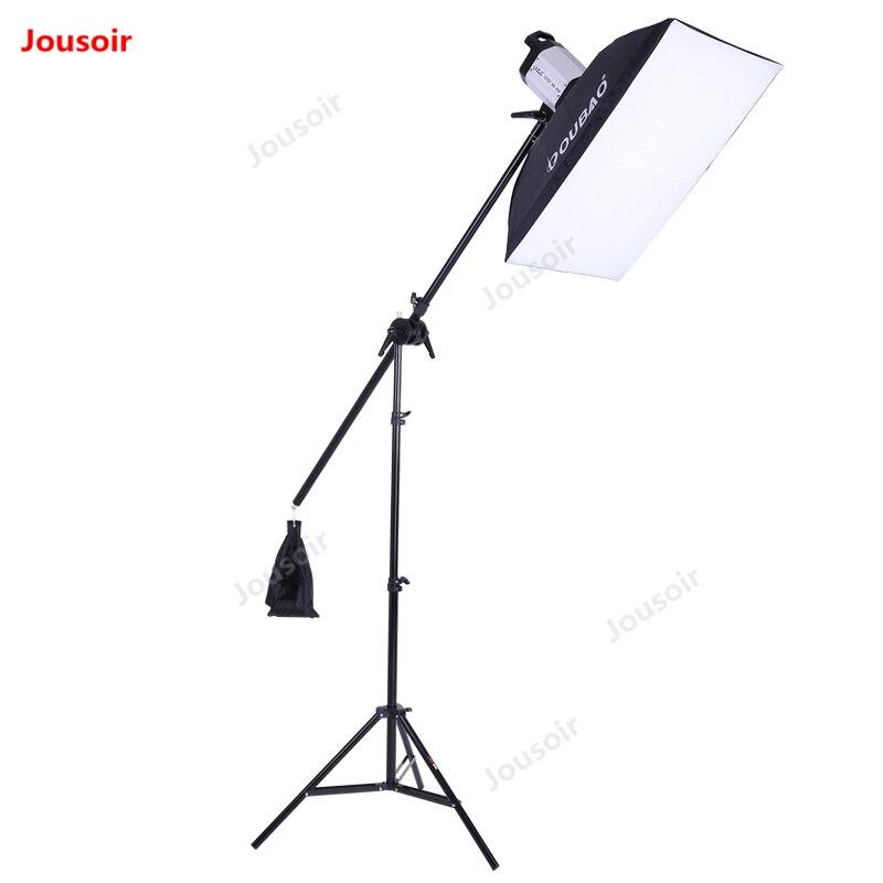 Студийный набор вспышек 250 Вт светодиодный потолочный светильник со стойками для фотостудии держатель лампы костюм осветительный набор дл