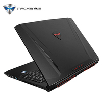 Newest Laptop Computer Machenike T58 D3 15 6 Inch 1080P SSD 256GB Core I7 7700HQ GTX1050