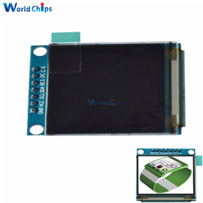 1.5 Inch SPI OLED LCD Display Module Full Color Driver IC SSD135 For Arduino New