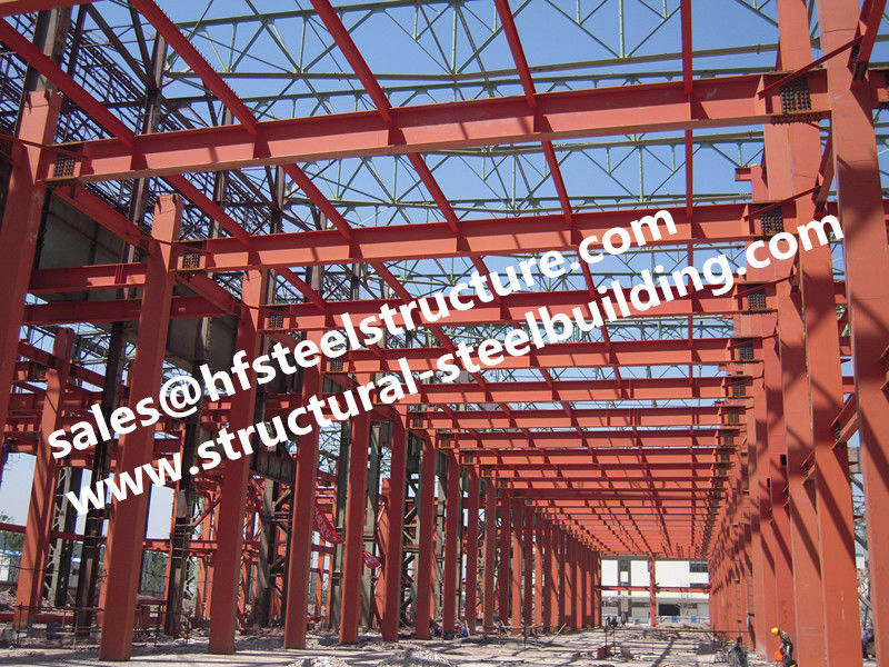 Concrete Steel Mixed Building China Contractor For Structural Steel Frame Quick Erected Prefabricated Building