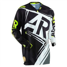Brand AR Motorcycle Long Sleeve Racing Shirt 360 Youth Intake Dirt Bike Moto Jersey DH MX ATV Motocross Jerseys Custom XS-5XL