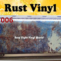 Doomsday Rust Camo Vinyl Wrap Rust Sticker Bomb Vinyl Air Bubble Free Vehicle Graphics Car Wrapping Size:1.50*30m/Roll
