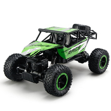 JJRC Q15 2.4G RC Car 1:14 Alloy 4WD Off-road  High Speed  Climbing Remote Control  Car Module Children Electric Toys