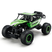Jjrc Q15 2.4 г RC Car 1:14 сплава 4WD Off-Road высокое Скорость восхождение Дистанционное управление автомобильный модуль детей электрический игрушечные ...