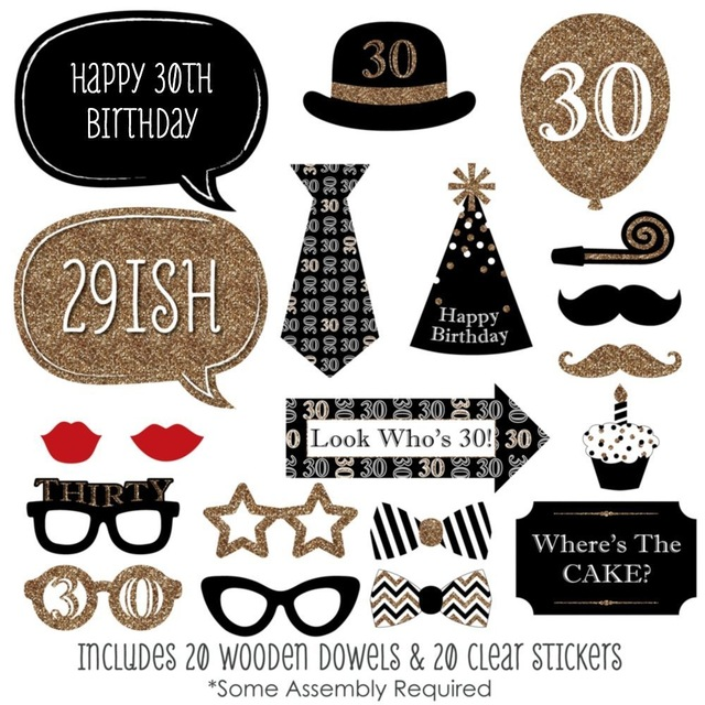 New Glasses Sun Styling Birthday Party Decoration Photos Props Aluminum Balloons
