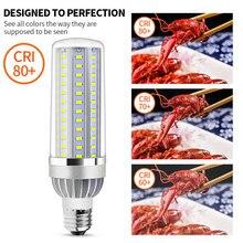 Corn Light Bulb LED Factory Large Area Lighting E27/E26 25W Super Bright Durable Street
