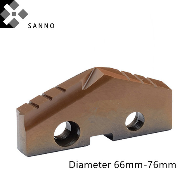 T-A Drill Inserts diameter 66mm - 76mm CNC spade drill insert quality as Allied Machine and Engineering