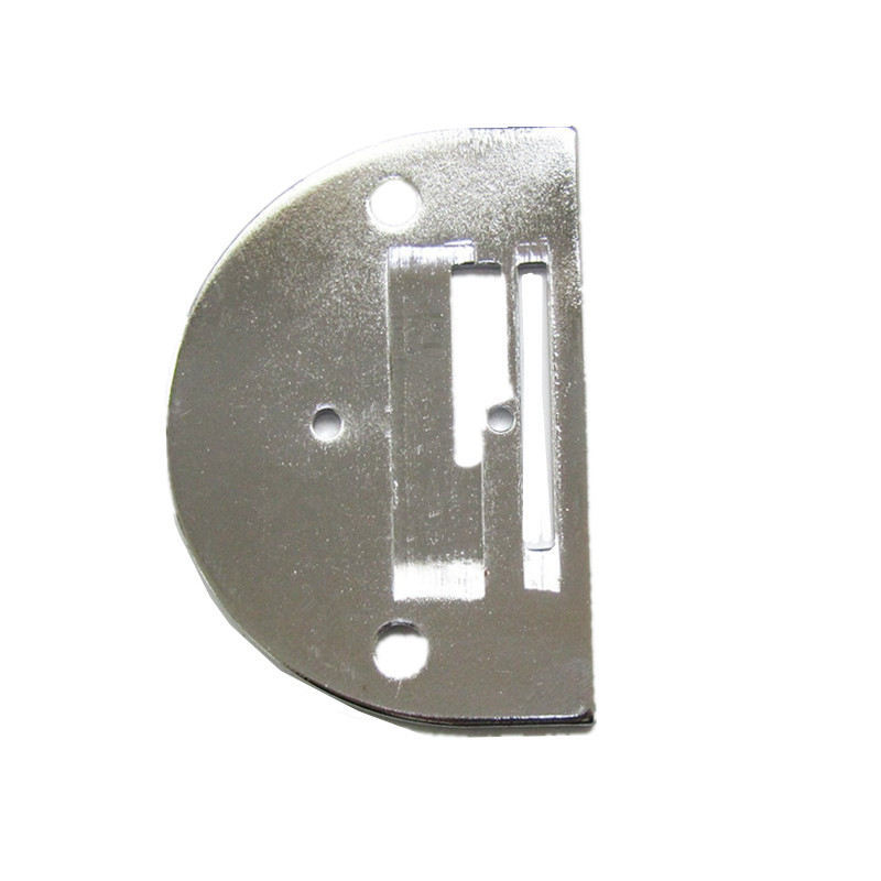201 Sewing Machines #125319LG 15-91 2 Needle Throat Plate For Singer Class 15
