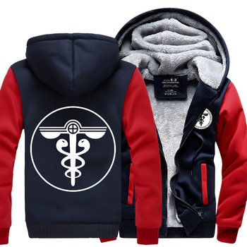 High-Q Unisex Psycho-Pass Kogami Shinya hoodies jacket Sweatshirts Psycho-Pass Tsunemori Akane logo Cardigan Hoodies jacket фото