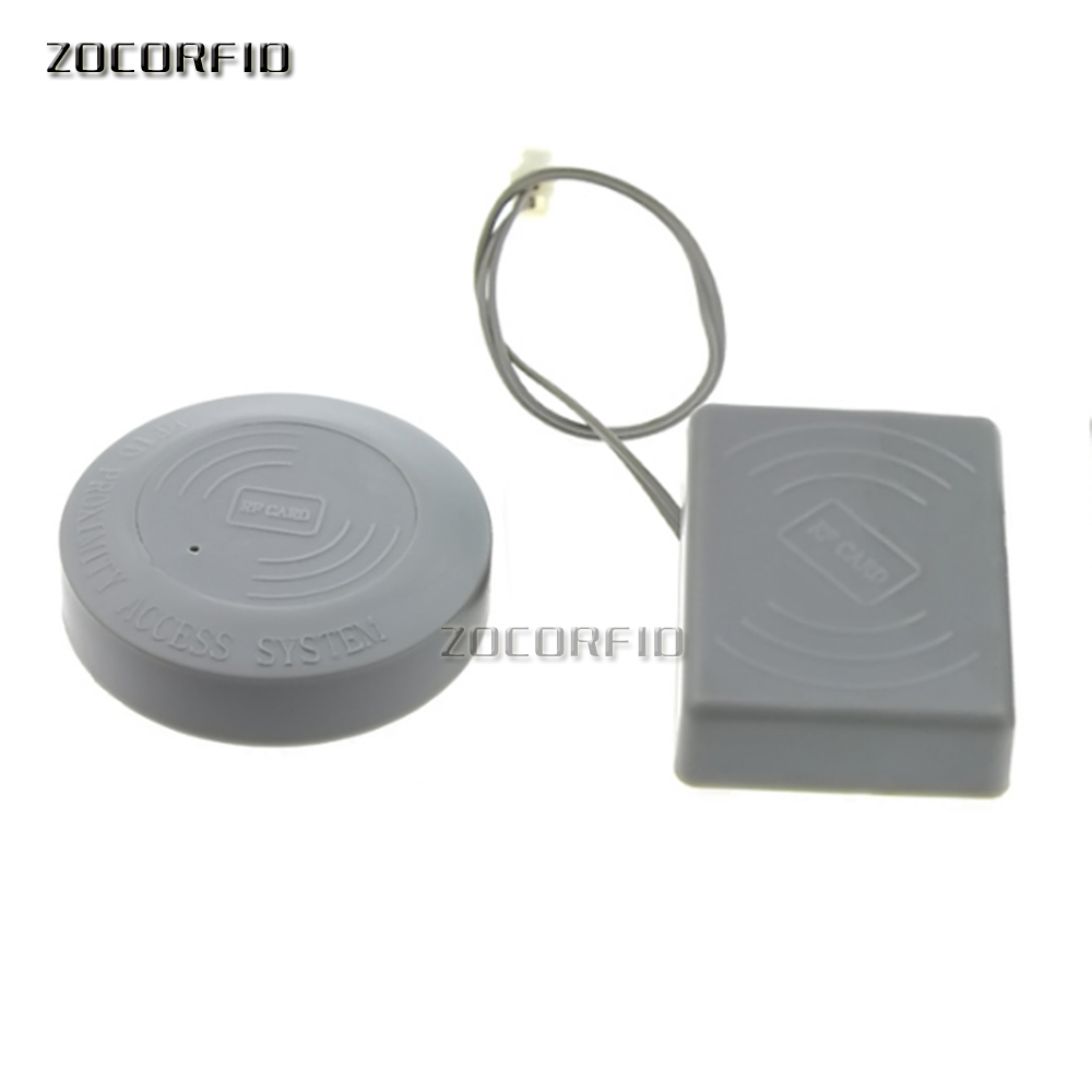 125k Waterproof Glue/entrance Guard Card Reader Antenna Coil / 125khz RFID Antenna