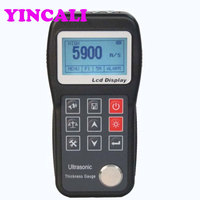 Ultrasonic Thickness Gauge KT320 with USB port and software Thickness Testing Equipment Measures Metal Plastic Ceramic Glass ECT