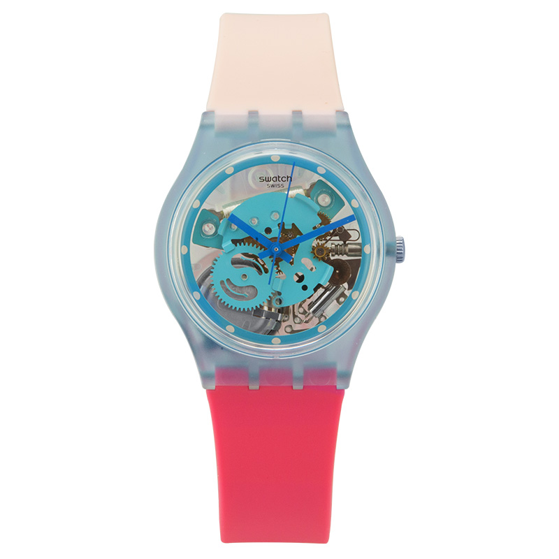 Swatch watch Color password series Colorful quartz watches for men and women GL118 swatch original colorful quartz watch suob135