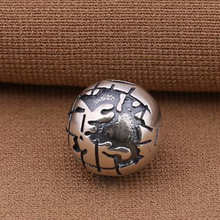 Buy globe beads and get free shipping on aliexpress 925 sterling silver earth globe silver clip charm beads fit pandora original bracelet diy jewelry making sciox Choice Image