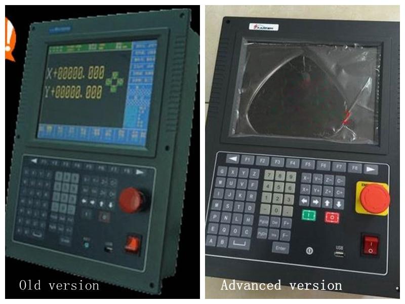 SFC 2300S CNC valdiklio liepsnos plazminės pjovimo staklės 10,4 '' - Staklės ir priedai - Nuotrauka 2