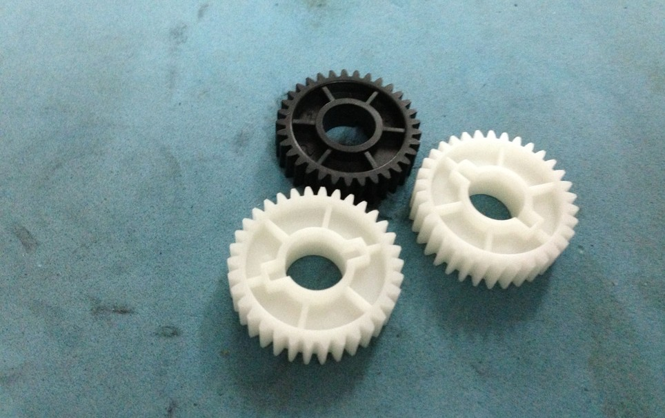 ORIGINAL 612-10021 AND 612-11300  Duplicator GEAR;M0.8X33X7.4 AND Gear ; M0.8x34x8.5 Fit For RISO RZ/RV/EV   FREE SHIPPING