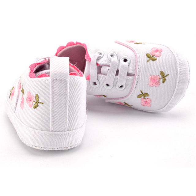 2019 Fashion New Autumn Winter Baby Shoes Girls Boy First Walkers Newborn Shoes 0-18M Shoes First Walkers 5