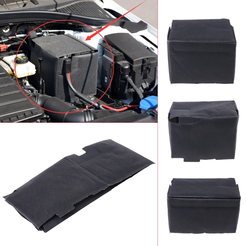 Battery Tray Box Trim Cover Top Lid For VW Golf Touran CC / Tiguan Jetta MK5/MK6