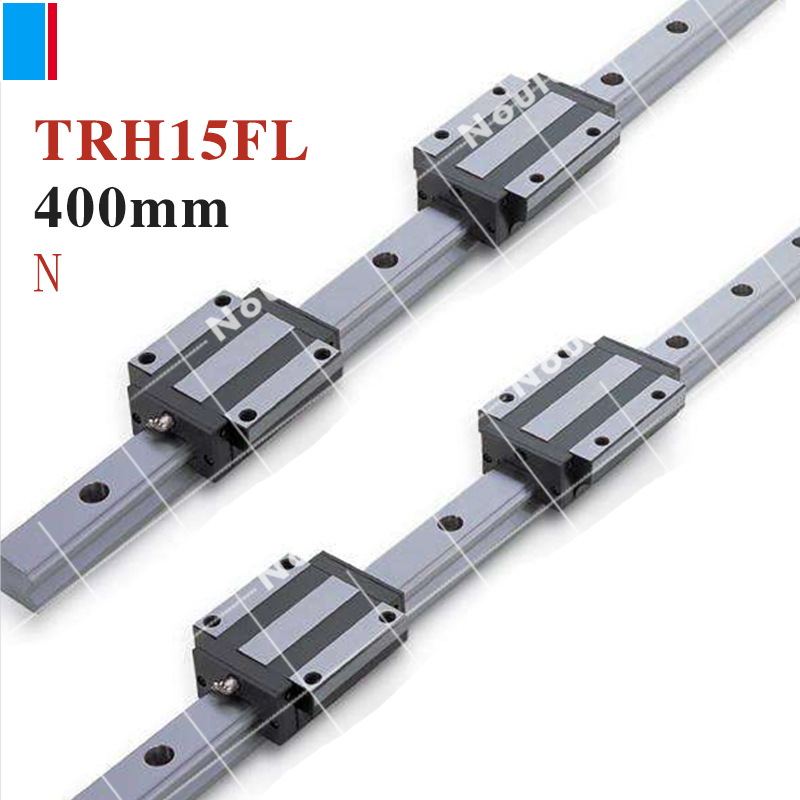 TBI CNC sets TBIMOTION TR15N 400mm linear guide rail with TRH15FL slide blocks stainless steel High efficiency petrophysical study for some hydrocarbon bearing formations