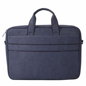 Image 2 - 2019 большая сумка для ноутбука Dell Asus Lenovo 15,6 дюймов плечевой ремень для ноутбука сумка чехол для Macbook Air Pro 13