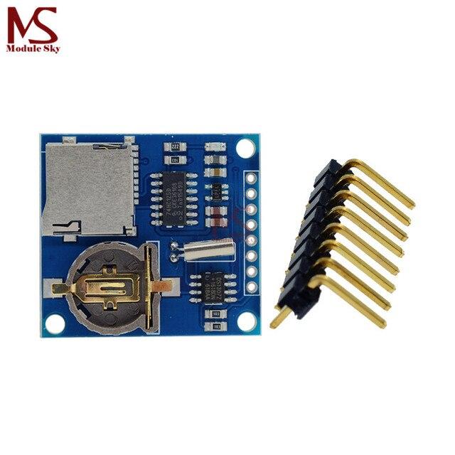Mini data logger module logging shield recorder