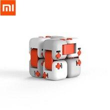 New Xiaomi mitu Cubo Spinner Caso Astuto Agitarsi Magia Infinity giocattoli Caso Anti Stress Ansia Juguete casa intelligente copertura per bambini regalo