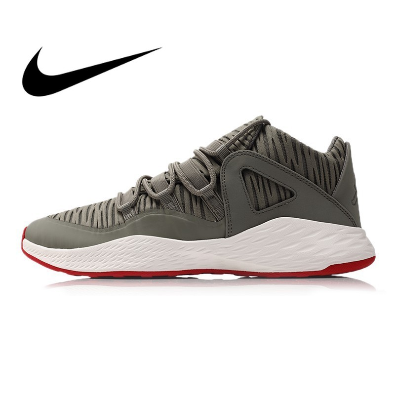 reputable site a0f41 fabc6 Original NIKE FORMULA 23 LOW Men s Basketball Shoes Wear resistant Outdoor  Sports Jordan Comfortable Breathable Sneakers 919724-in Basketball Shoes  from ...