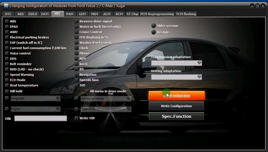 Details about Ford UCDS Ford Full V1 26 008 Ford UCDSYS UCDS Pro+Diagnostic  & ECU Flash Cable